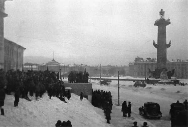 Блокада Ленинграда - фото