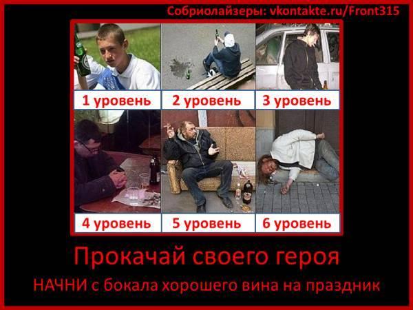 Последствия алкоголя у девушек